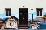 Fassadengestaltung in Buckau (Magdeburg)