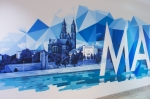 Magdeburg-Mural im Allee Center (Magdeburg)